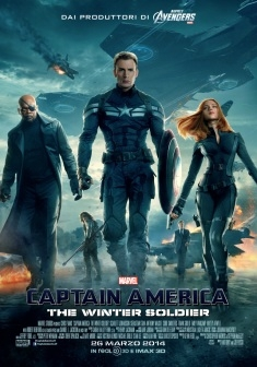 Captain America. The Winter Soldier.(2014)