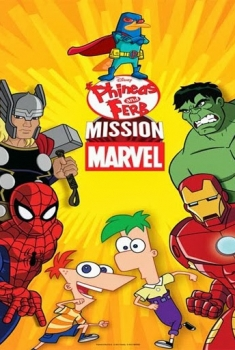 Mission Marvel (2013)