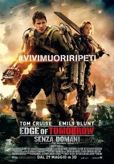 Edge of Tomorrow – Senza Domani (2014)