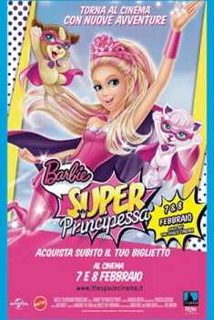 Barbie Super Principessa (2015)