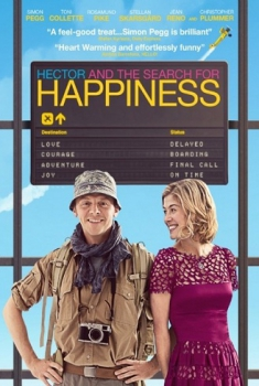 Hector and the Search for Happiness (2014)