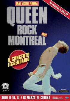 Queen Rock Montreal (2015)
