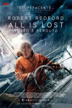 All Is Lost – Tutto è perduto (2014)