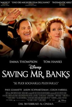 Saving Mr. Banks (2014)