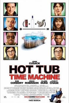 Hot Tub Time Machine – Un tuffo nel passato (2011)