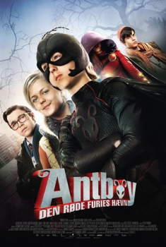 AntBoy – La vendetta di Red Fury (2014)