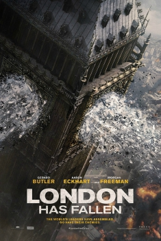 Attacco al potere 2 - London has fallen (2015) Streaming