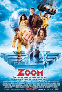 Captain Zoom – Accademia per supereroi (2006)