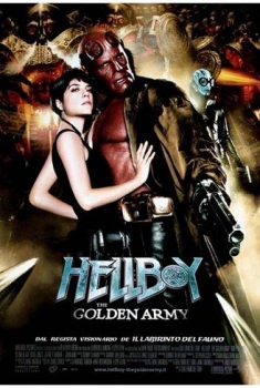 Hellboy II – The Golden Army (2008)