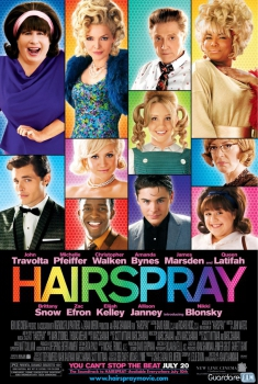 Hairspray - Grasso e' bello (2007)