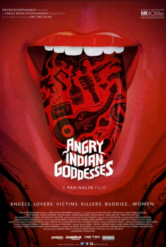 Angry Indian Goddesses (2015)