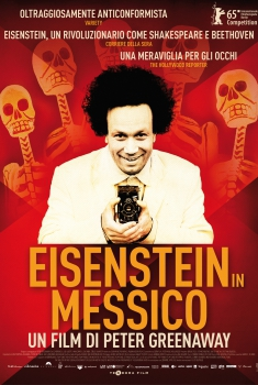 Eisenstein in Messico (2015)