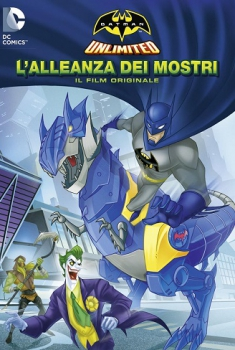Batman Unlimited: L'alleanza dei mostri (2015)