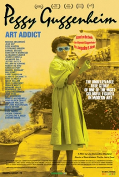Peggy Guggenheim: Art Addict (2016)