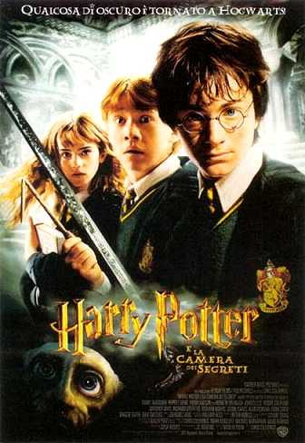 Harry Potter e la Camera dei segreti (2002)