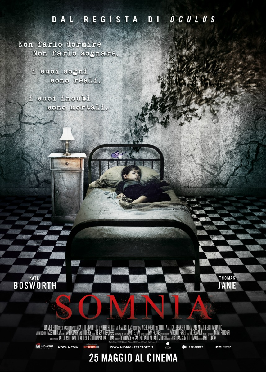 Before I wake - Somnia (2016)