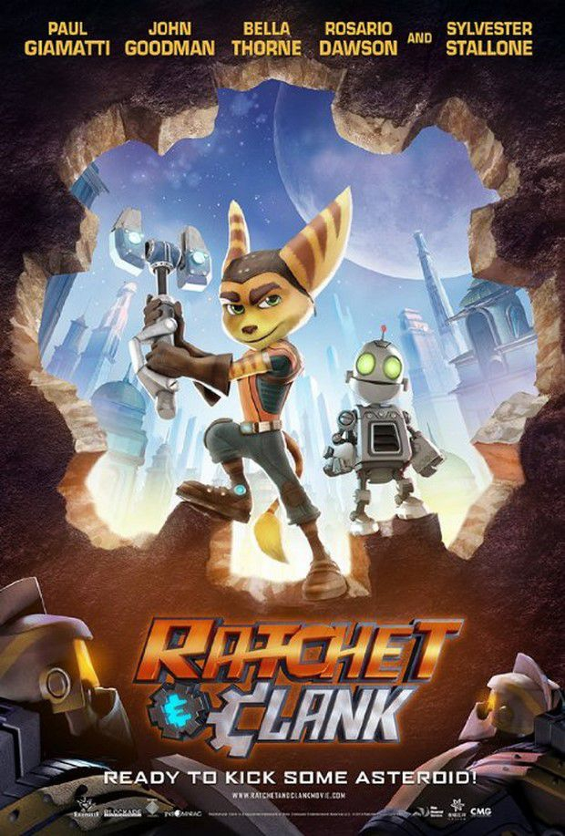 Ratchet & Clank - Il film (2016)