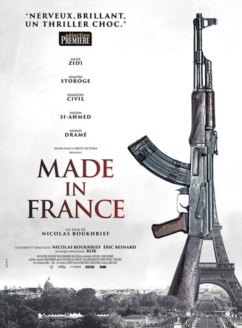 Made In France – Inside The Cell (2015)