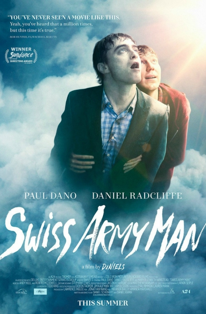 Swiss Army Man - un amico multiuso (2016)