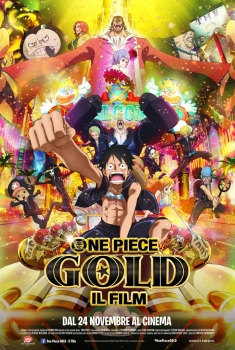 One Piece Gold - il Film (2016)