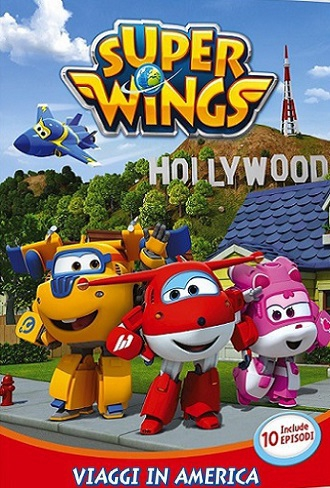 Super Wings – Viaggi In America (2015)