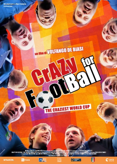 Crazy for football (2017)