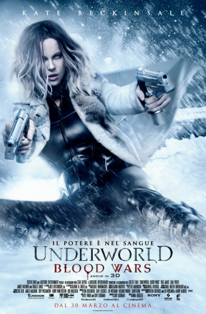 Underworld 5 - Blood Wars (2017)