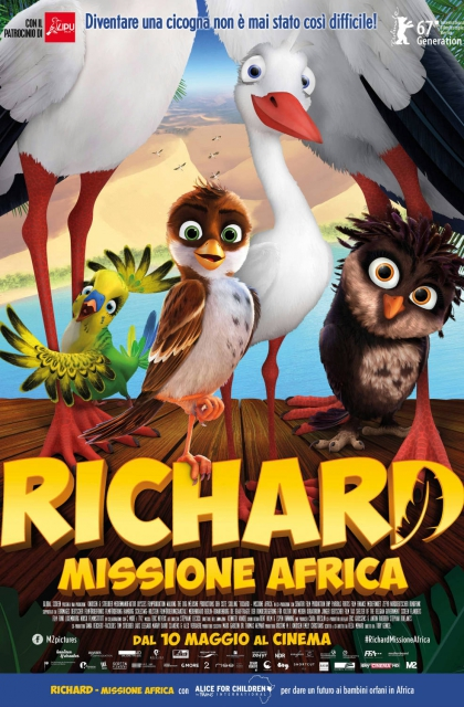 Richard - Missione Africa (2017)