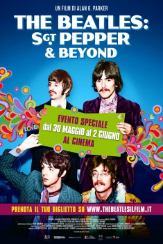 The Beatles: Sgt. Pepper & beyond (2017)