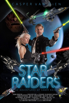 Star Raiders: The Adventures of Saber Raine (2017)