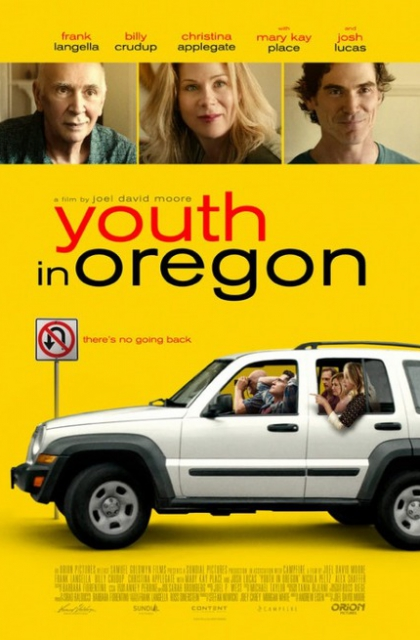 Ultimo viaggio in Oregon (2017)