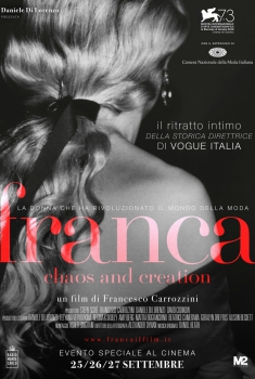 Franca: Chaos and Creation (2017)