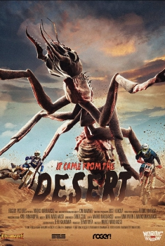 It Came from the Desert (2017)