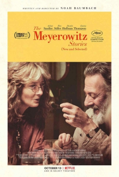 The Meyerowitz Stories – New and Selected (2017)