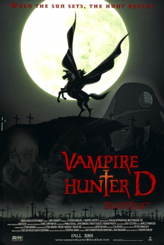 Vampire Hunter D – Bloodlust (2000)