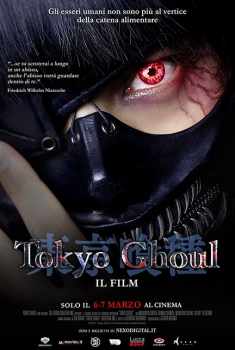 Tokyo Ghoul: Il Film (2018)