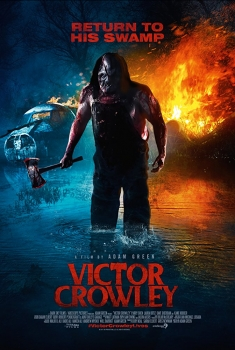 Hatchet 4 – Victor Crowley (2017)