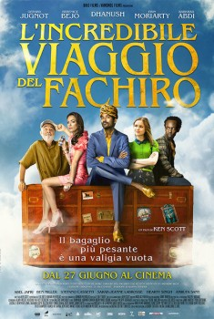 L'incredibile viaggio del fachiro (2018)