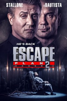 Escape Plan 2 - Inferno (2018)