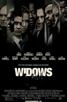 Widows - Eredità Criminale (2018)