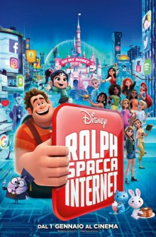 Ralph Spacca Internet: Ralph Spaccatutto 2 (2018)