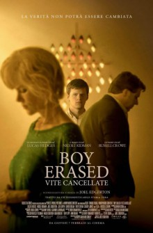 Boy Erased - Vite cancellate (2018)