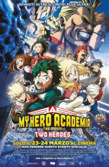 My Hero Academia the Movie: Two Heroes (2019)
