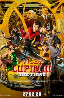 Lupin III - The First (2019)