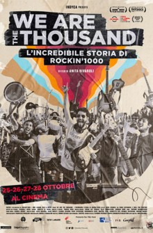 We Are the Thousand - L'Incredibile storia di Rockin'1000 (2020)