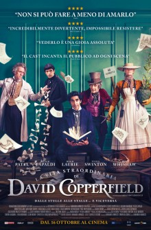 La vita straordinaria di David Copperfield (2020)