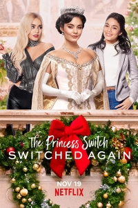 The Princess Switch 2: Switched Again (2020)
